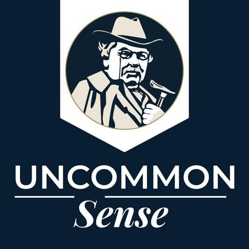 Cover art for podcast Uncommon Sense