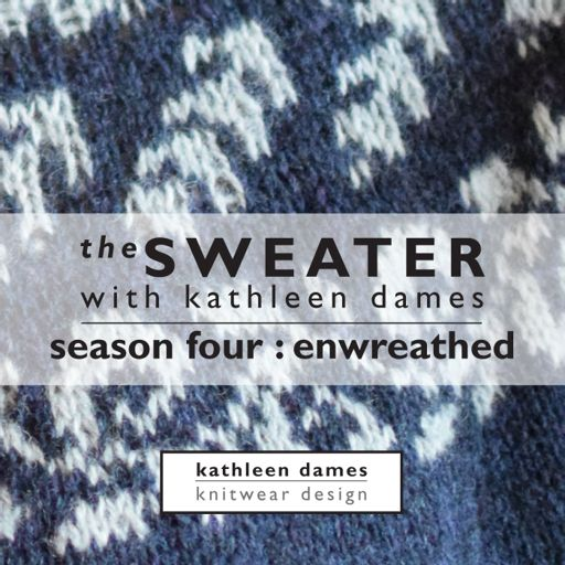 Cover art for podcast The Sweater with Kathleen Dames
