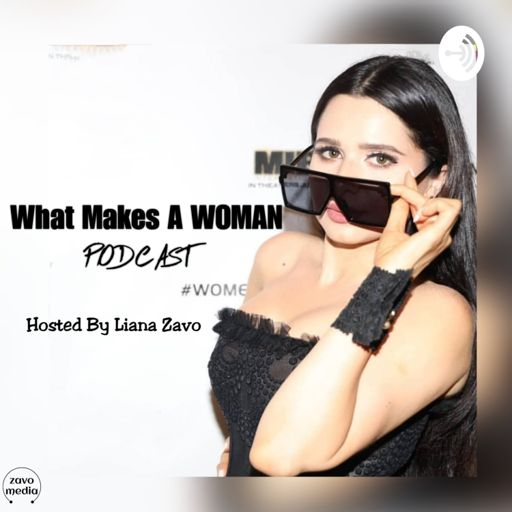 Cover art for podcast What Makes A Woman Show (WMW) Weekly Conversations With Women Who Share Their Secrets To Success
