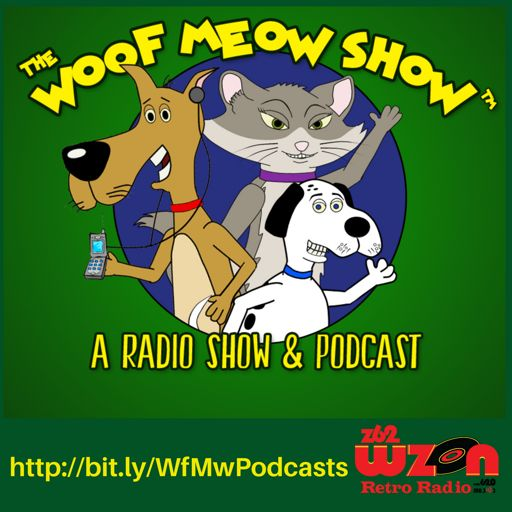 Cover art for podcast The Woof Meow Show