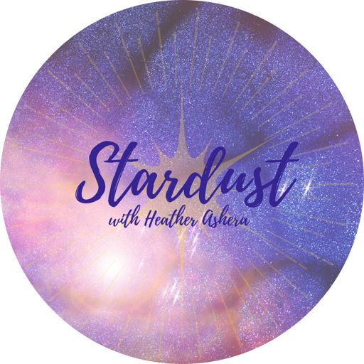Cover art for podcast Stardust with Heather Ashera