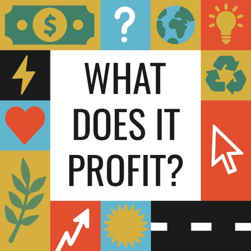 Cover art for podcast What Does It Profit Podcast