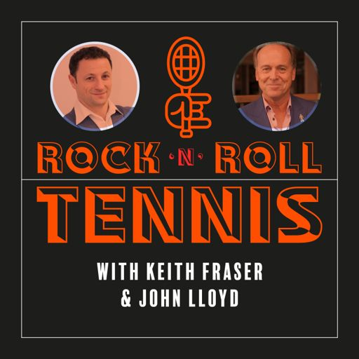 Cover art for podcast Rock n Roll Tennis