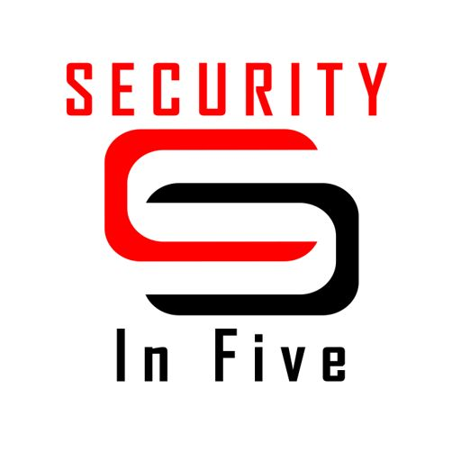 Cover art for podcast Security In Five Podcast