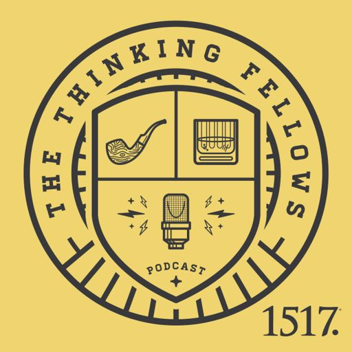 Cover art for podcast Thinking Fellows