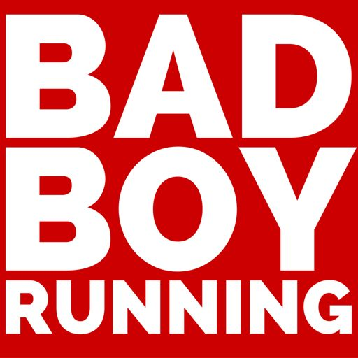 Cover art for podcast The Bad Boy Running Podcast