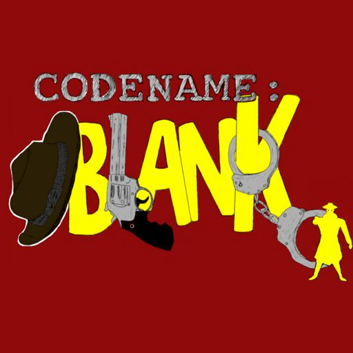 Cover art for podcast Codename: Blank