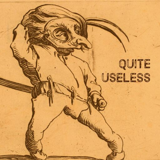 Cover art for podcast Quite Useless