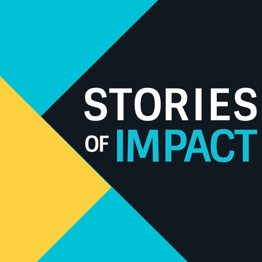 Cover art for podcast Stories of Impact