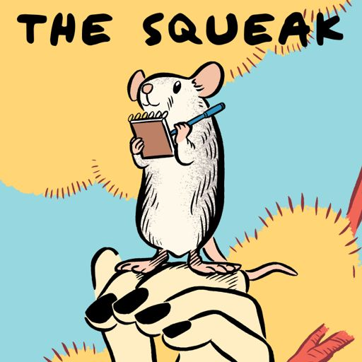 Cover art for podcast The Squeak
