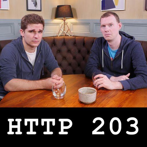 Cover art for podcast HTTP 203