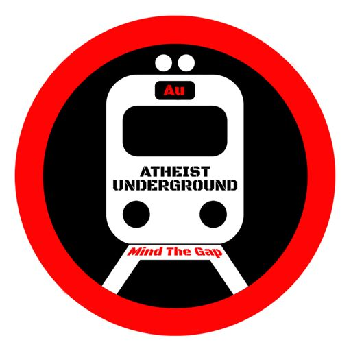 Cover art for podcast Atheist Underground