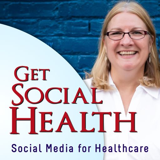 Cover art for podcast Get Social Health with Janet Kennedy