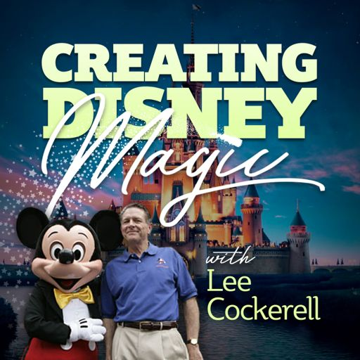Cover art for podcast Creating Disney Magic
