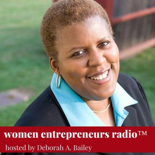 Cover art for podcast Women Entrepreneurs Radio