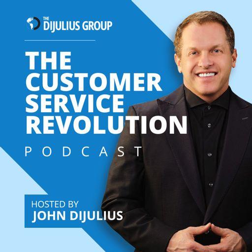 Cover art for podcast Customer Service Revolution