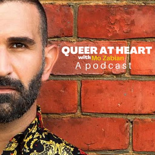 Cover art for podcast Queer At Heart