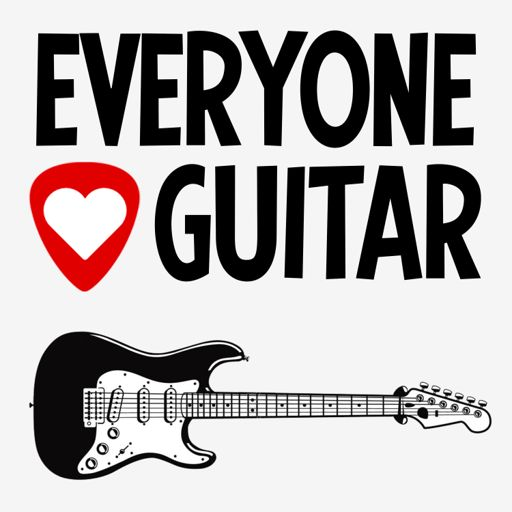Cover art for podcast Everyone Loves Guitar