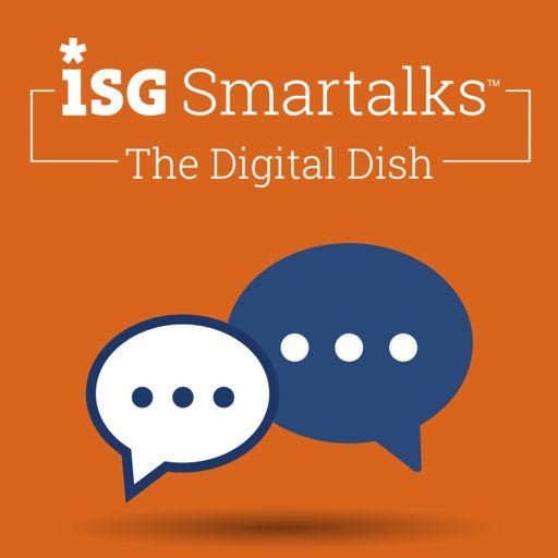 Cover art for podcast ISG Digital Dish