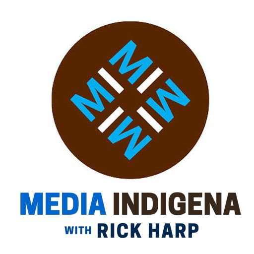 Cover art for podcast MEDIA INDIGENA : Indigenous current affairs