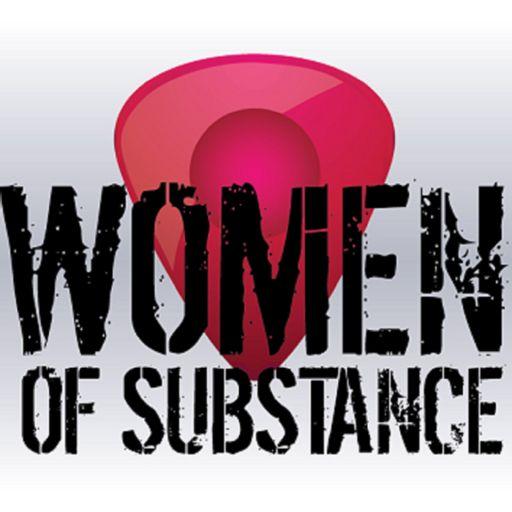 Cover art for podcast Women of Substance Music Podcast