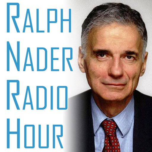 Cover art for podcast Ralph Nader Radio Hour