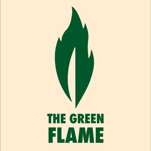 Cover art for podcast The Green Flame