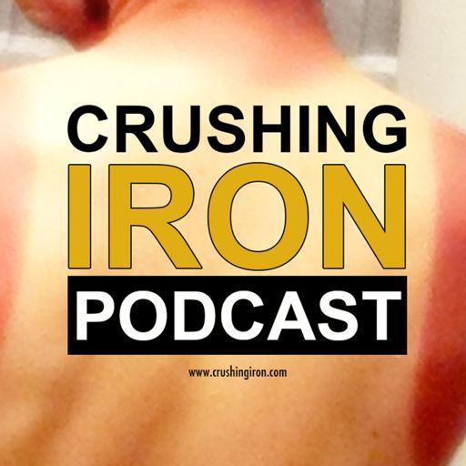 Cover art for podcast Crushing Iron Triathlon Podcast