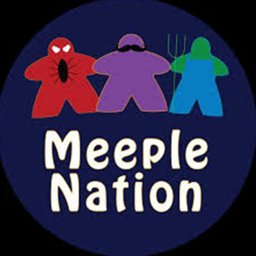 Cover art for podcast Meeple Nation Board Game Podcast