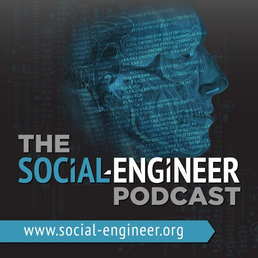 Cover art for podcast The Social-Engineer Podcast
