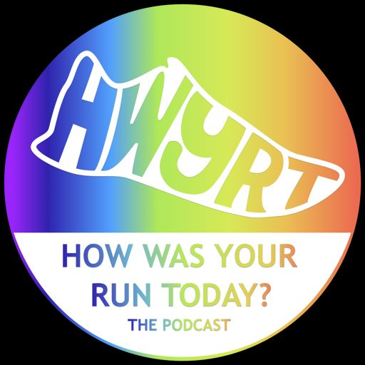 How Was Your Run Today? The Podcast album art