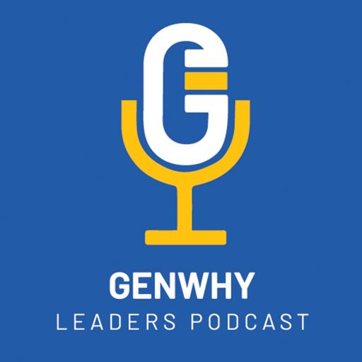 Cover art for podcast The GenWhy Leaders Podcast