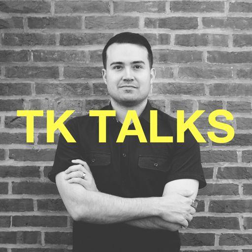 Cover art for podcast TK Talks