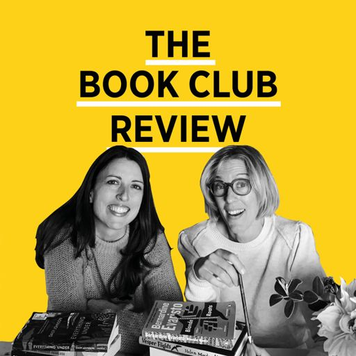 Cover art for podcast The Book Club Review