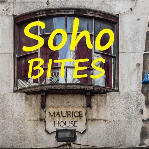 Cover art for podcast Soho Bites Podcast