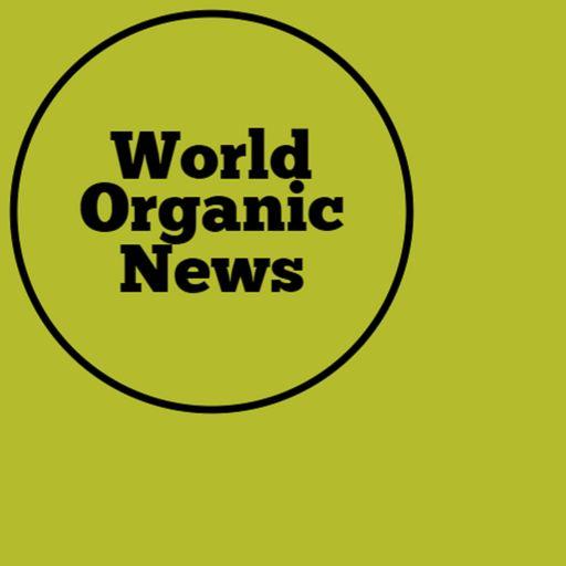 Cover art for podcast WORLD ORGANIC NEWS