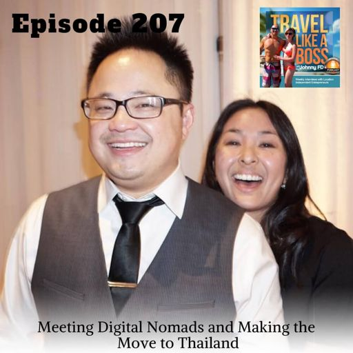 Ep 207 - Meeting Digital Nomads and Making the Move to