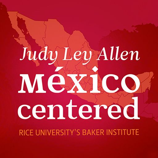 Cover art for podcast Judy Ley Allen Mexico Centered