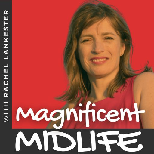 Cover art for podcast Magnificent Midlife