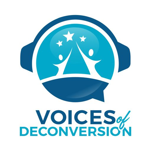 Cover art for podcast Voices of Deconversion