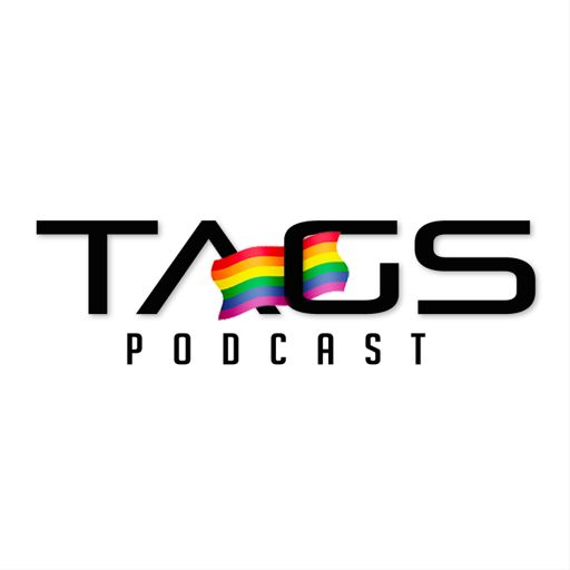 Cover art for podcast Talk About Gay Sex TAGPODCAST