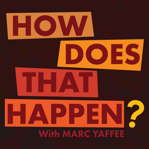 Cover art for podcast How Does That Happen Podcast
