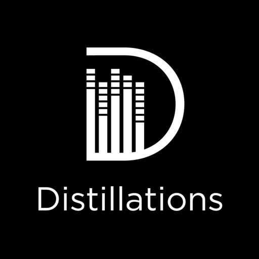 Cover art for podcast Distillations | Science History Institute