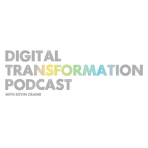 Cover art for podcast Digital Transformation Podcast