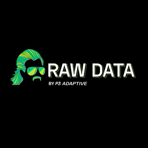 Cover art for podcast Raw Data By P3 Adaptive