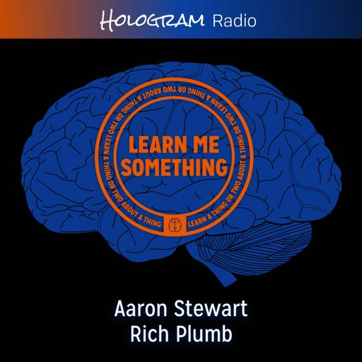 Cover art for podcast Learn Me Something