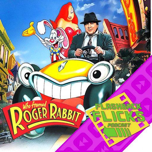 Who Framed Roger Rabbit 1988 Movie Review Flashback Flicks Podcast Flashback Flicks Retro Movie Podcast