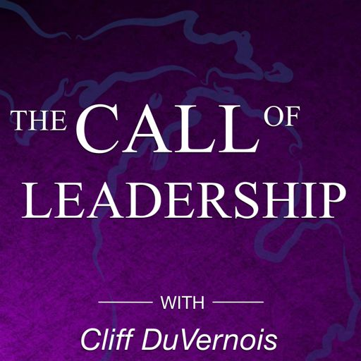 Cover art for podcast The Call of Leadership