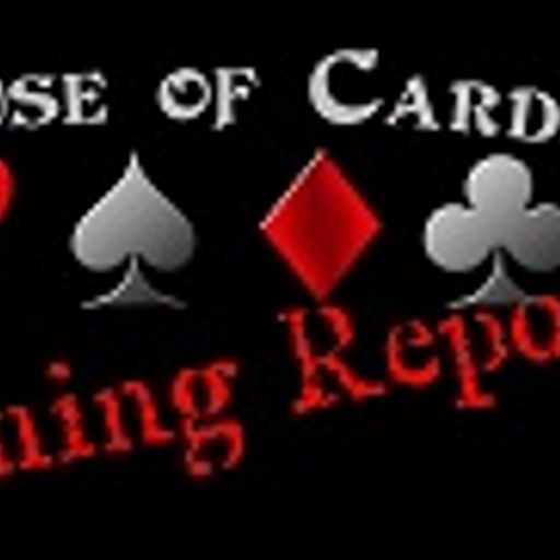 Cover art for podcast House of Cards™ Gaming Report