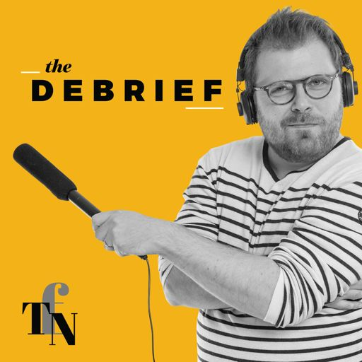 Cover art for podcast The Debrief